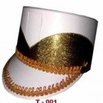 topi marching band